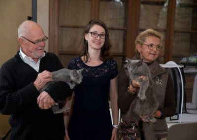 Jean-Pierre, Laure et Anne